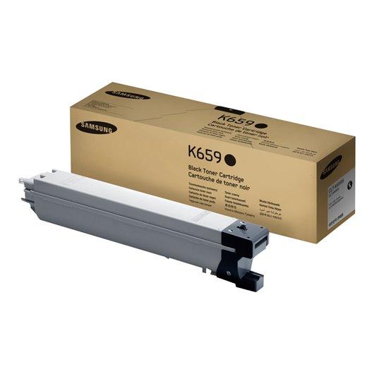 SAMSUNG CLT-K659S/ELS Black Toner Cartridge