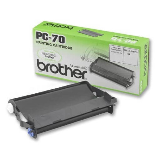 PC70 Ruban Brother
