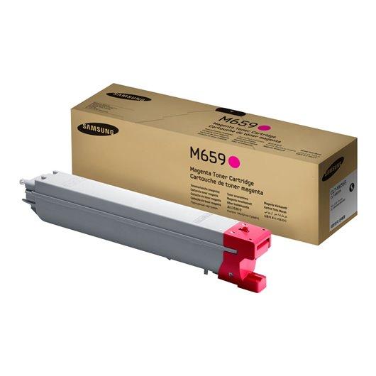 SAMSUNG CLT-M659S/ELS Magenta Toner Cartridge