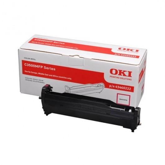 43460222 Magenta Tambour OKI C35X0MFP/MC350/MC360