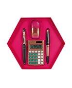 MILAN - Coffret cadeau hexagonal Copper couleurs assorties