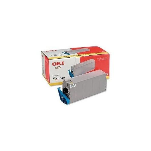 41963005 Jaune Toner OKI C7100/C7300/C7350/C7500