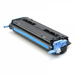 Compatible HP Q6001A - HP 124A - Cyan - Toner Compatible HP