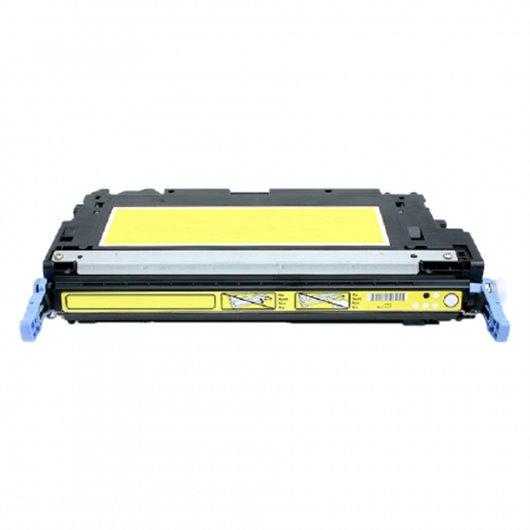 Compatible HP Q7582 - HP 503A - Jaune - Toner Compatible HP