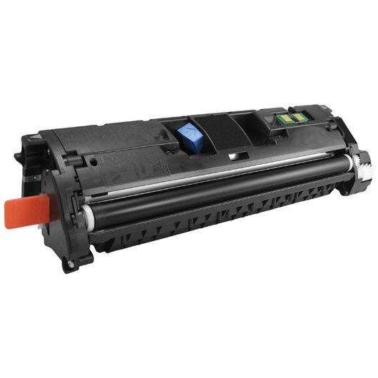 Compatible HP 122A - HP Q3960A - Noir - Toner Compatible HP