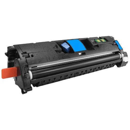 Compatible HP 122A - HP Q3961A - Cyan - Toner Compatible HP