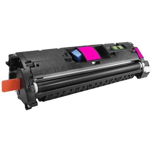 Compatible HP Q3963A - HP 122A - Magenta - Toner Compatible HP