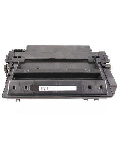 Compatible HP 11X - HP Q6511X - Noir - Toner Compatible HP