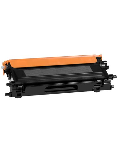 Compatible Brother TN130BK / TN135BK - Noir - Toner Compatible Brother