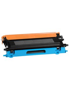 Compatible Brother TN130C / TN135C - Cyan - Toner Compatible Brother