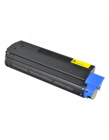 Compatible Oki 42804513 - Jaune - Toner Compatible Oki