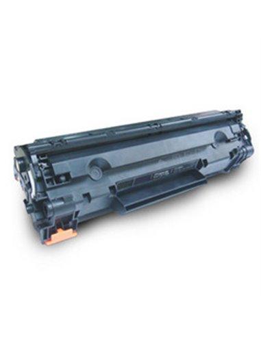 Compatible  HP CE278A - HP 78A - Noir - Toner Compatible HP