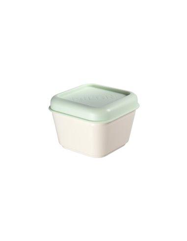 MILAN - Boîte alimentaire carré 0.33 litres
