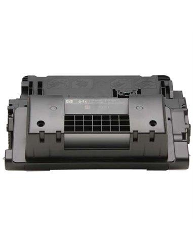 Compatible HP CC364X - HP 64X - Noir - Toner Compatible HP