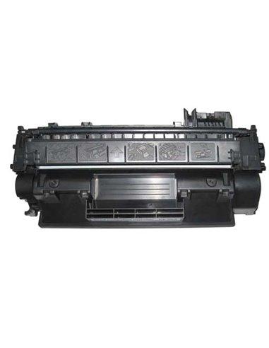 Compatible HP CE505A - HP 05A -  Noir - Toner Compatible HP