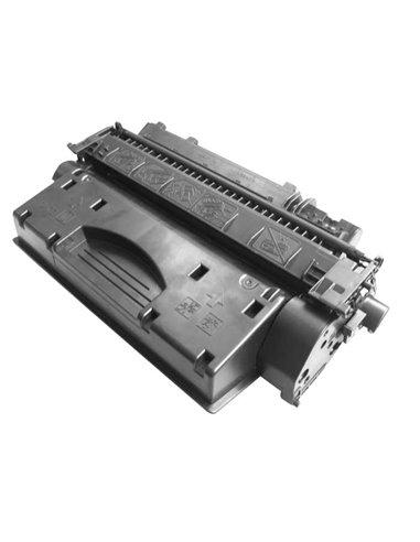 Compatible HP CE505X - HP 05X - Noir - Toner Compatible HP