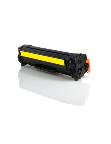 Compatible HP CC532 - HP 304A - Jaune - Toner Compatible HP