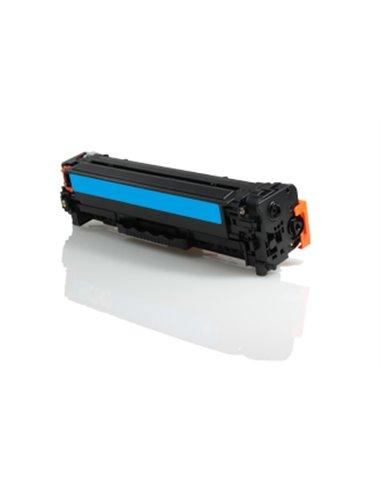 Compatible  HP CC531 - HP 304A - Cyan - Toner Compatible HP