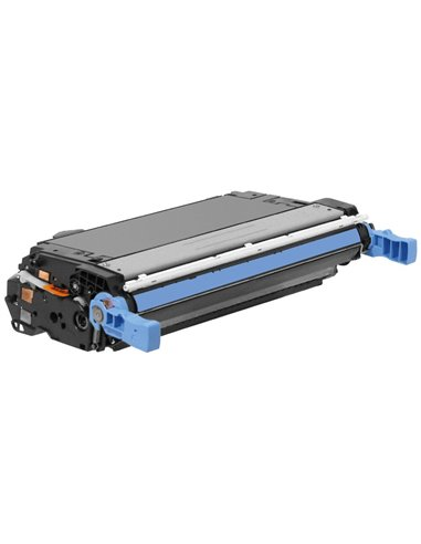 Compatible HP C9721 - HP 641A - Cyan - Toner Compatible HP