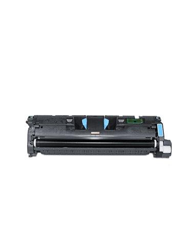 Compatible HP C9701A - HP 121A - Cyan - Toner Compatible HP