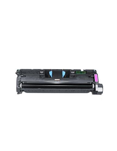 Compatible HP C9703A - HP 121A - Magenta - Toner Compatible HP
