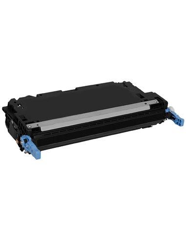 Compatible HP 645A - HP C9730 - Noir - Cartouche Compatible HP