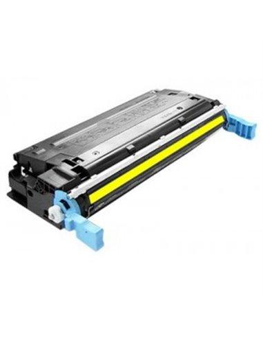 Compatible HP Q6462A - 644A - Jaune - Toner Compatible HP
