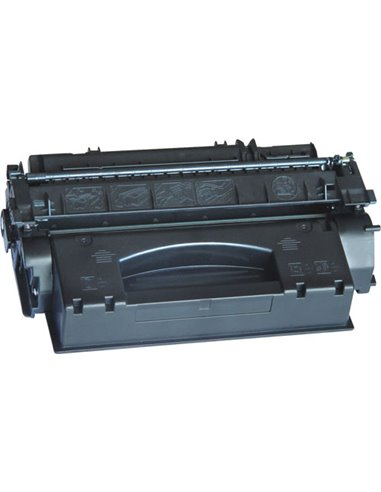 Compatible HP Q7553X - HP 53X - Noir - Toner Compatible HP