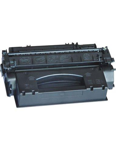 Compatible HP Q5949X - HP 49X -  Noir - Toner Compatible HP