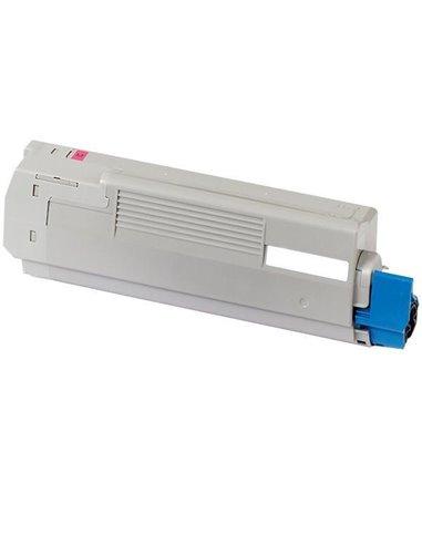 Compatible Oki 43872306 - Magenta - Toner Compatible Oki
