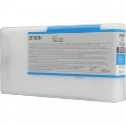 Epson T6532 - Cyan - Cartouche d'encre Epson