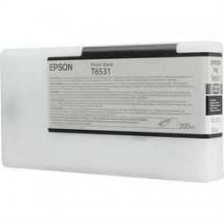 Epson T6538 - Noir Mat - Cartouche d'encre Epson