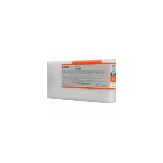 C13T653A00 Orange Cartouche jet d'encre Epson