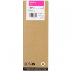 Epson T6143 - Magenta - Cartouche d'encre Epson