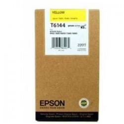 Epson T6144 - Jaune - Cartouche d'encre Epson