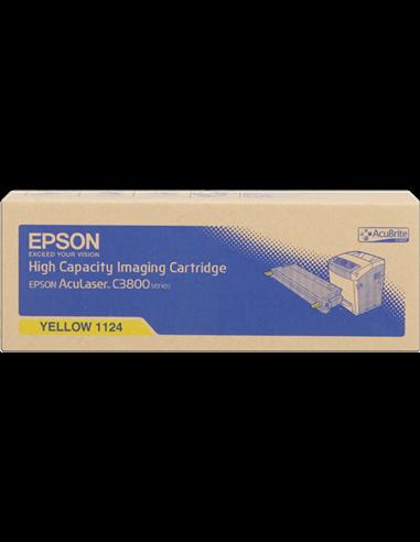 Epson 1124 - Jaune - Toner Epson