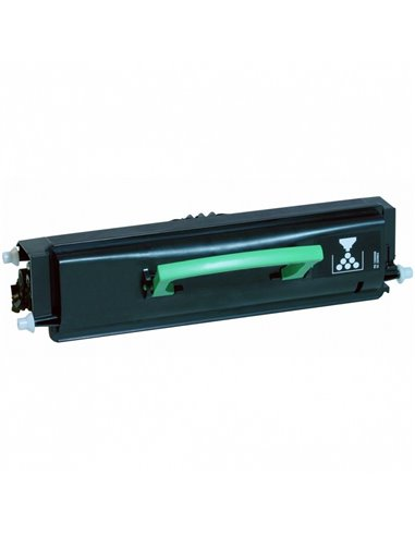 Compatible Lexmark E250A11E - Noir - Toner Compatible Lexmark