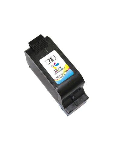Compatible HP 78XL - HP C6578A - Couleurs - Cartouche Compatible HP