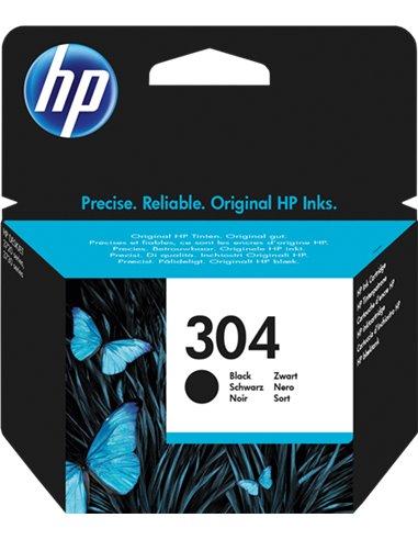 HP N9K06AE - HP 304 - Noir - Cartouche HP