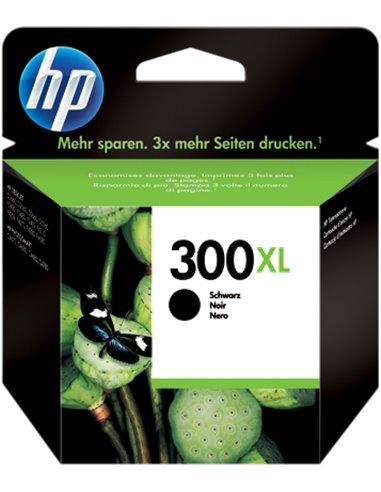 HP 300XL - HP CC641EE - Noir - Cartouche HP