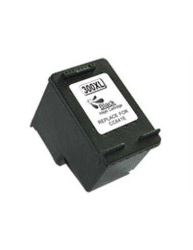 Compatible HP 300XL - HP CC641EE - Noir - Cartouche Compatible HP
