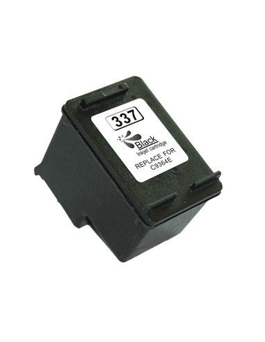 Compatible HP 337 - HP C9364EE - Noir - Cartouche Compatible HP