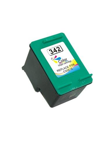 Compatible HP 342 - HP C9361EE - Trois Couleurs - Cartouche Compatible HP
