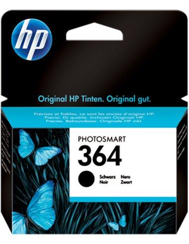 HP 364A - HP CB316EE - Noir - Cartouche HP