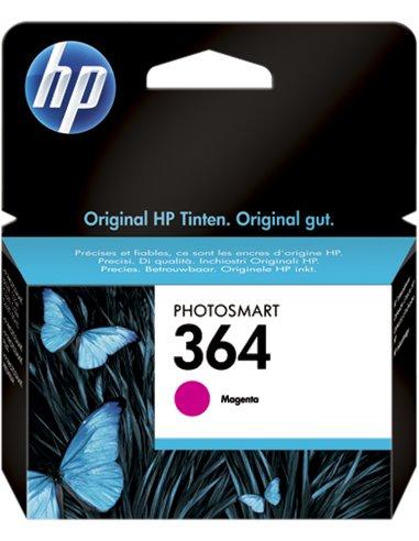 HP 364 - HP CB319EE - Magenta - Cartouche HP
