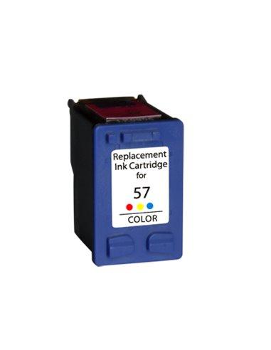 Compatible HP 57XL - HP C6657AE - Trois Couleurs - Cartouche Compatible HP