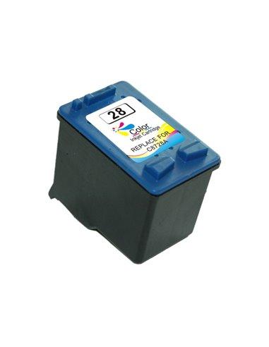 Compatible HP 28 - HP C8728AE - Trois Couleurs - Cartouche Compatible HP