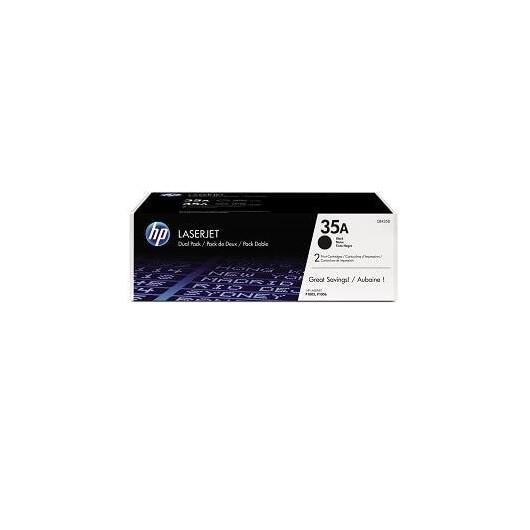 CB435AD Toner Pack 2 Noir HP