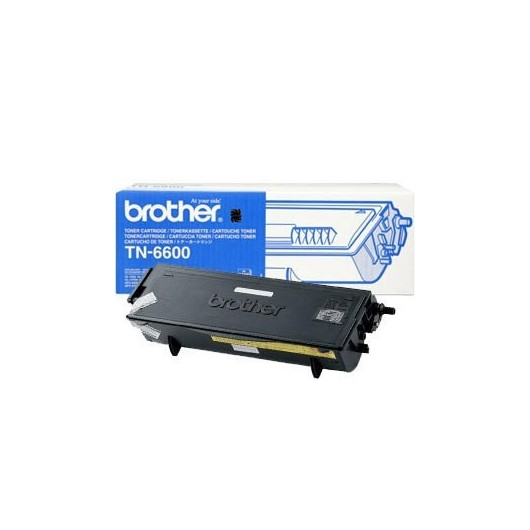 TN6600 Noir Toner Brother