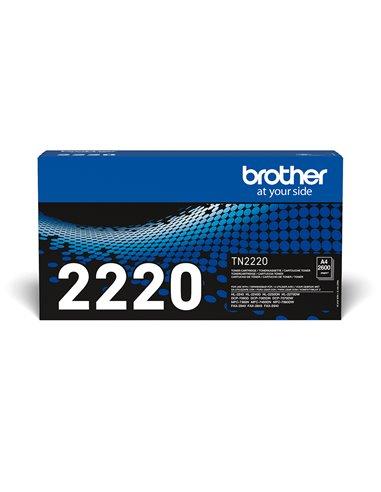 Brother TN2220 - Noir - Toner Brother